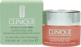 Clinique All About Eyes Rich Eye Cream 15Ml