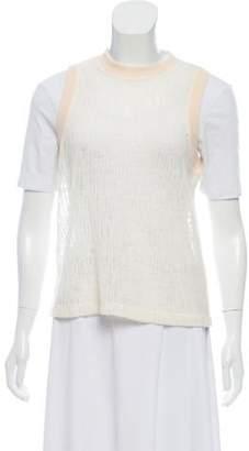Alexander Wang Textured Slweater Vest