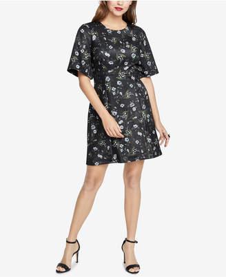 Rachel Roy Floral-Print Fit & Flare Dress