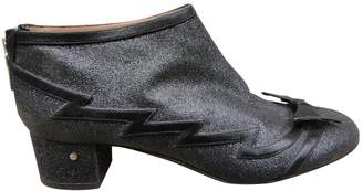 Laurence Dacade Grey Leather Ankle boots