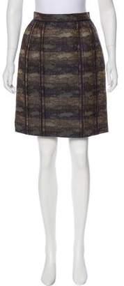 Peter Som Knee-Length Pencil Skirt