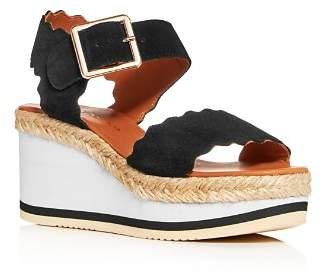 Andre Assous Women's Carla Platform Wedge Sandals