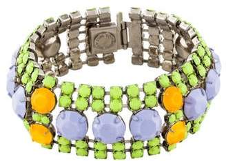 Tom Binns Neon Resin Bracelet