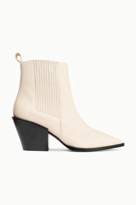 Off-White Aeyde aeyde - Kate Leather Ankle Boots