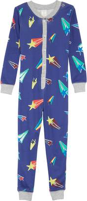 Boden Mini Cosy Sleep Fitted One-Piece Pajamas