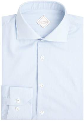 Cotton Fine Stripe Shirt
