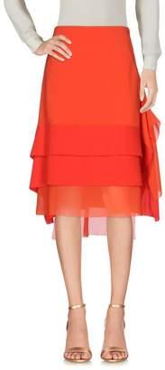 Cédric Charlier 3/4 length skirt