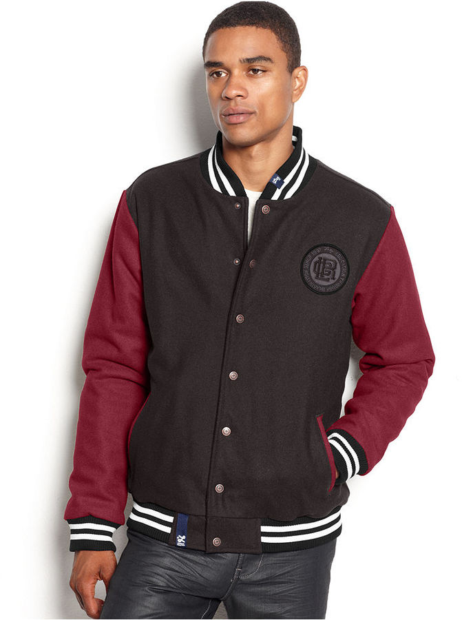 Lrg Jacket, Charter School Letterman Jacket