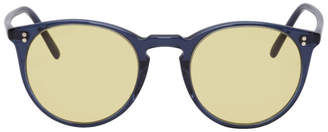 Oliver Peoples Navy OMalley Sun Sunglasses