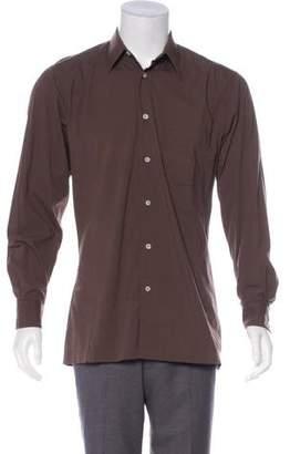 Dolce & Gabbana Point Collar Dress Shirt