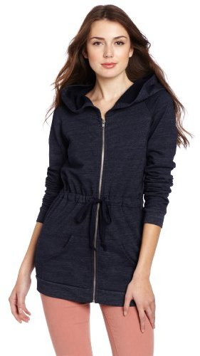So Low SOLOW Women's Colorblock Hoodie Tunic