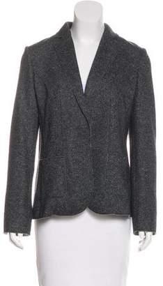 Les Chiffoniers Wool-Blend Blazer w/ Tags