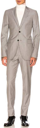 Calvin Klein Two-Button Suit