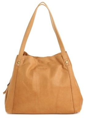 American Leather Co. Liberty Leather Shoulder Bag