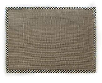 Mackenzie Childs Braided Wool/Sisal Rug, 8' x 10'