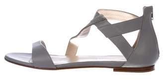 Fabiana Filippi Multistrap Leather Sandals
