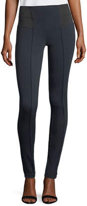 Lafayette 148 New York Pintucked Skinny Pants