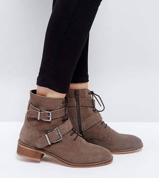 Asos Design ACTION Suede Ankle Boots