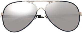 Breed Genesis Polarized Titanium Sunglasses