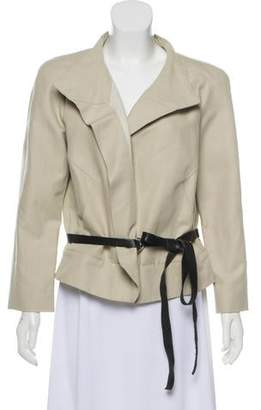 Isabel Marant Lightweight Open-Front Jacket