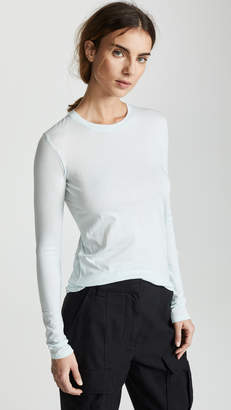 Vince Essential Long Sleeve Tee