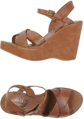 KORK-EASE Sandals $170 thestylecure.com