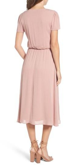Women's Wayf Blouson Midi Dress 2