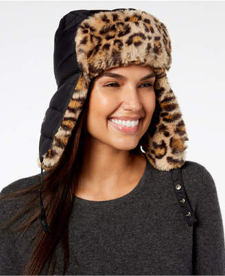 INC International Concepts I.n.c. Faux-Fur Trapper Hat