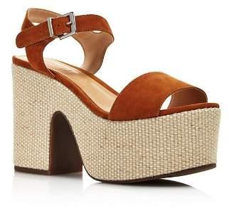 Schutz Women's Glorya Platform Sandals
