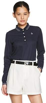Munsingwear (マンシングウェア) - (マンシングウェア) Munsingwear(マンシングウェア) 長袖シャツ MGWLGB02 NV00 NV00(ネイビー) LL