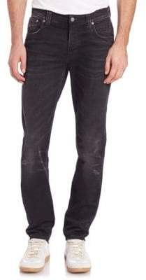 Nudie Jeans Grim Trim Slim Straight Jeans