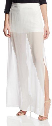 BCBGMAXAZRIA Women's Beshoy Long Skirt
