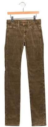 J Brand Girls' Corduroy Skinny Pants