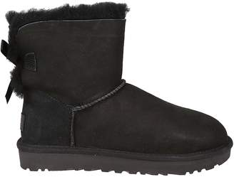 UGG Furr Ankle Boots