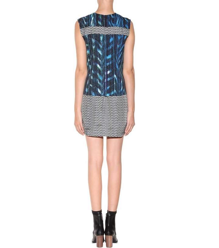 Kenzo Printed layered dress