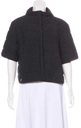 Max Mara Short Sleeve Puffer Jacket