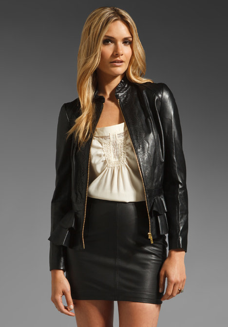 Alice by Temperley Page Laser Jacket