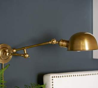 Pottery Barn Barclay Arc Sconce