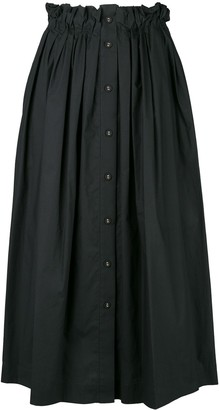 Rachel Comey Commodore paperbag-waist skirt