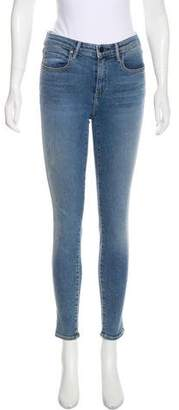 Alexander Wang Mid-Rise Skinny Jeans w/ Tags