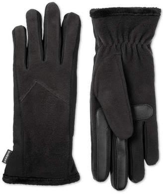 Isotoner Women's Fleece Touchscreen Gloves