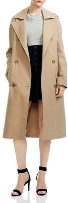 Maje Gomby Trench Coat