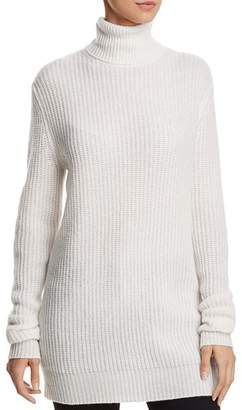 Aqua Cashmere Turtleneck Tunic - 100% Exclusive