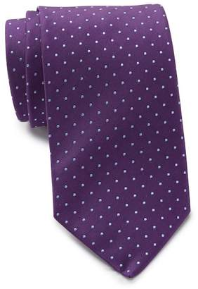 Thomas Pink Silk Axbridge Spot Tie