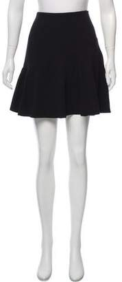 Emilio Pucci Wool Mini Skirt