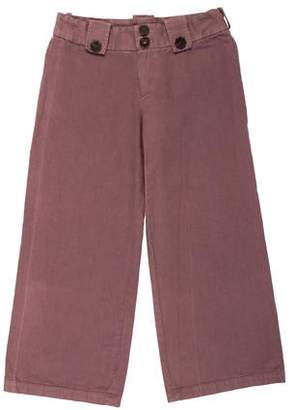 Marni Cropped Mid-Rise Pants