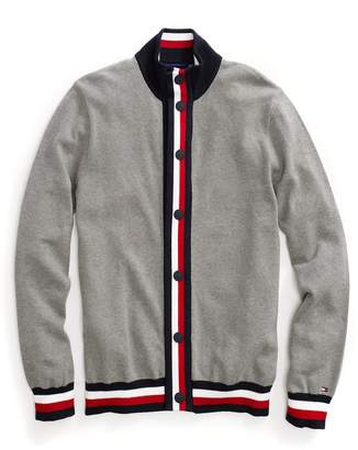 Tommy Hilfiger Signature Stripe Cardigan