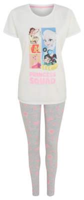 Disney Princess Squad Pyjamas