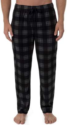 Chaps Men's Soft Touch Plaid Lounge Pants