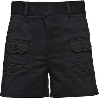 Prada multi pockets shorts